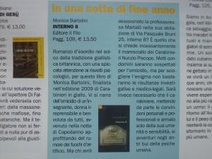 Recensione Il Carabiniere - febbraio 2010