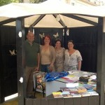 ... con le Editrici e Mimmo Infante