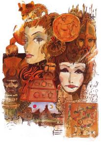 MONICA B COVER